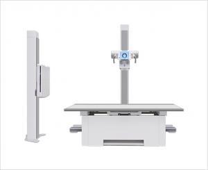 Economic Digital Radiography System
