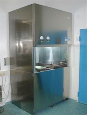 Weighing/Containment booth VKXL
