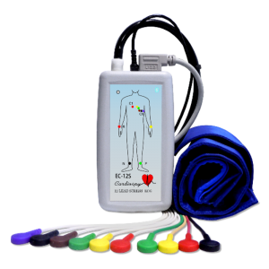 EC-12S 12 CHANNEL RESTING AND STRESS TEST ECG SYSTEM