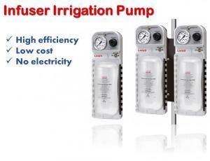 Infuser Irrigation Pump