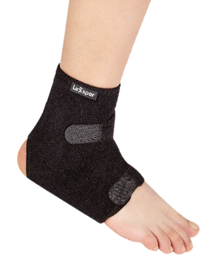 LIGAMENT ASSISTED ANKLE SUPPORT