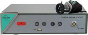 3 CCD HD CAMERA WITH HD RECORDING - VIRON II