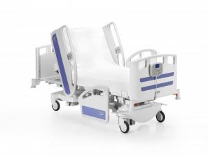 Electric ICU bed model Voltea