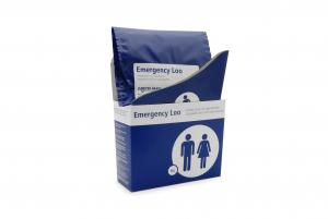 Emergency Loo (pack of five)
