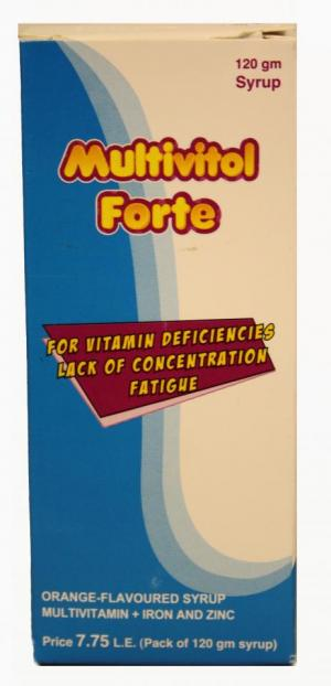 October Pharma Multivitol Forte