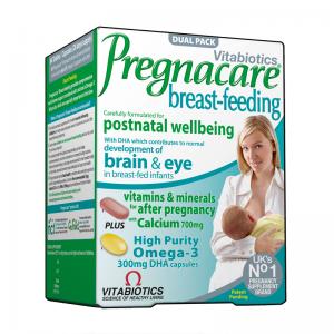 Vitabiotics Pregnacare Breastfeeding 84 Caps