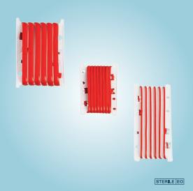 PRIMEDILOOP® vessel loops, red