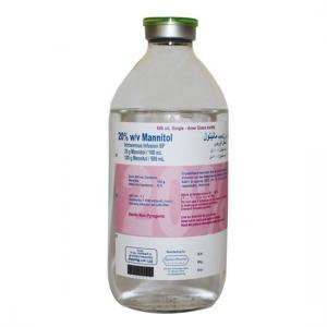 Diuretics 20% mannitol I.V infusion BP