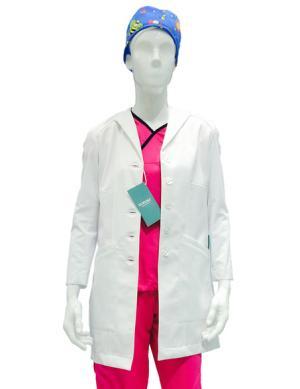 Scrubz Elegant Women's Labcoat