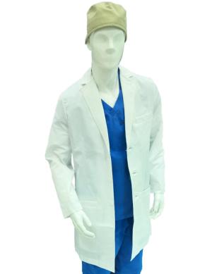 Scrubz Modern Labcoat for Men
