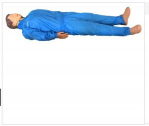 JY/CPR-009 CPR Training Manikin