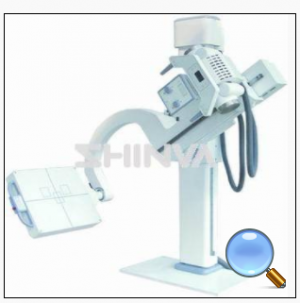 XHX300 Digital Medical X-ray Photographic