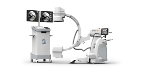 A multi-functional DICOM compatible mobile surgical C-Arm that can be used for a wide range of applications such as GI, Orthopedic, Pain Management, Neurosurgery, Chest Imaging, Urology, Reproductive and Peripheral Vascular Imaging.