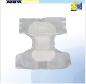 Premium breathable adult diaper