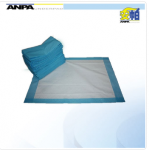 Tissue underpad 3-7 layers