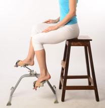 NEW CYCLE EXERCISER