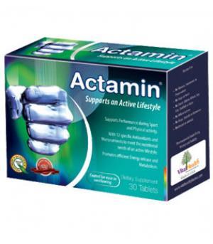 VITAL HEALTH ACTAMIN TABLETS