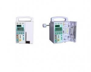 Infusion Pump with Drug Library & Infusion Record