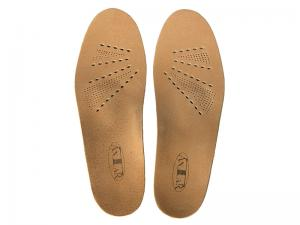 AT53501 ORTHOPAEDIC INSOLES, MADE OF LEATHER, FOR TRANSVERSE AND LONGITUDINAL FLAT FOOT ON STIFF BASE
