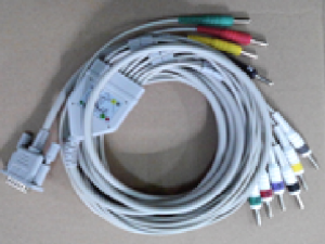 ECG Cable (10 leads Type)