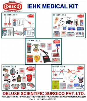 INTERAGENCY EMERGENCY HEALTH KIT- IEHK KIT