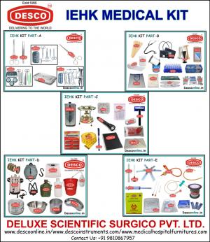 INTERAGENCY EMERGENCY HEALTH KIT- IEHK KIT