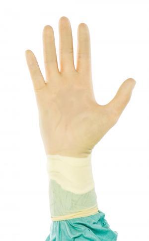 HAIKA Syntis, Sterile, Synthetic, Surgical Gloves NON-LATEX, POWDER-FREE