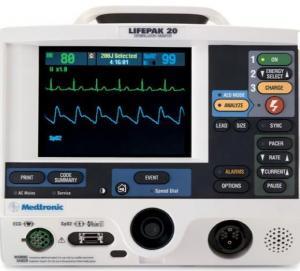 Physiocontrol Biphasic Defibrillator
