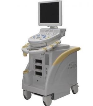 Hitachi Digital Ultrasound Unit