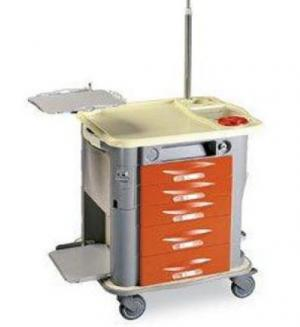 Emergency Crash Carts and Trolleys