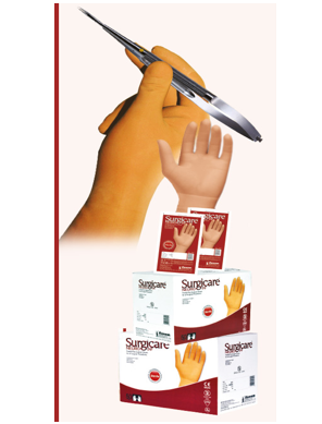 Surgicare Neuro PF - Powder Free Surgical Gloves for Specialized Surgery