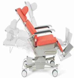 Wheel Chair Cum Trolley