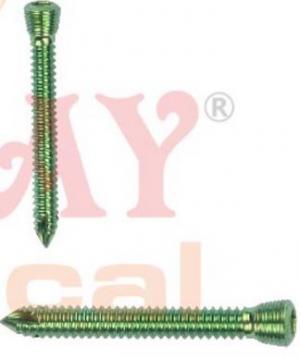 2.7mm Locking Screw (Stainless Steel & Titanium