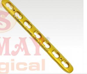 Small Locking Plate (Stainless Steel & Titanium)