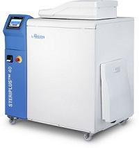 STERIPLUS 40 system - Shredder-sterilizer for healthcare / laboratory waste
