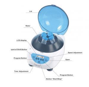 Mini clinical centrifuge
