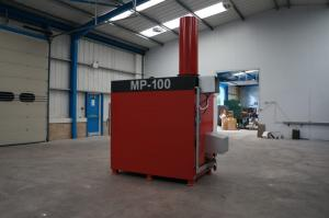 Addfield MP-100 Medical Incinerator