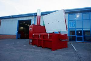 GM2000 Large Medical Waste Incinerator