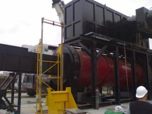 Rotary Furnace Incineration Machine – R1200