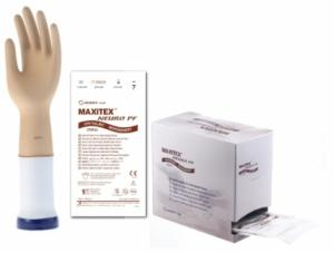 Sterile Latex, Powder-Free Microsurgery Gloves