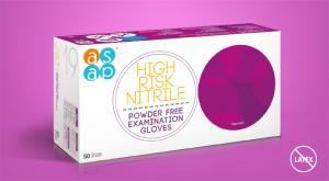 HIGH RISK NITRILE Powder Free Examination Gloves