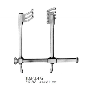 Hemilaminectomy Retractors - Temple-Fay