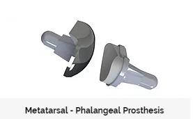 Doratek Metatarsal-Phalangeal Prosthesis