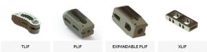 PIEX Lumbar Interbody Fusion TLIF \ PLIF \ XLIF