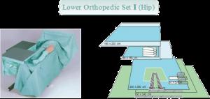 Lower Orthopedic Set