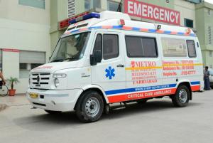 Critical Care Ambulance