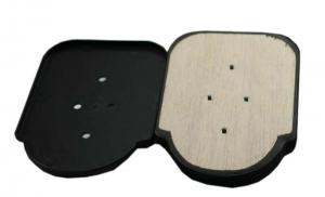 Gel Foot Protector Covers with Wooden Back