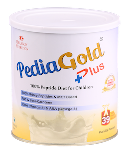 Pedia Gold Plus