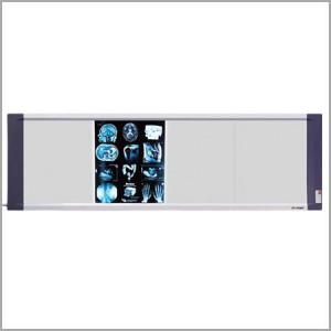 Quad section LED X ray Film Viewer