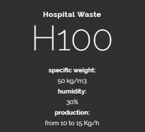 Hospital Waste H100